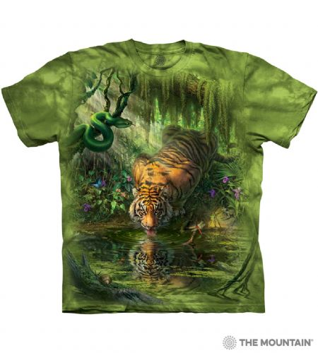 Enchanted Tiger T-shirt | The Mountain®